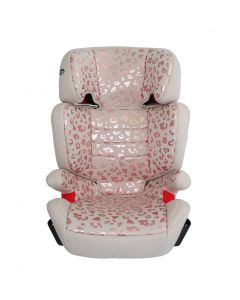 My Babiie Group 2/3 Car Seat - Katie Piper Blush Leopard