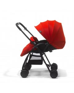 Mee-go Feather Stroller - Red