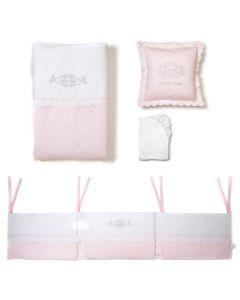 Mee-go Princess 5pc Bedding Bale