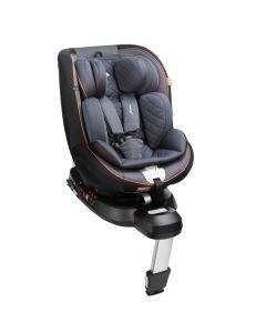 Mee-go Swirl I-SIZE Car Seat - Caramel