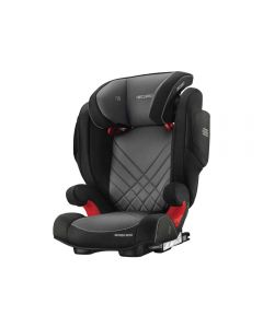 Recaro Monza Nova 2 SeatFix Car Seat - Carbon Black