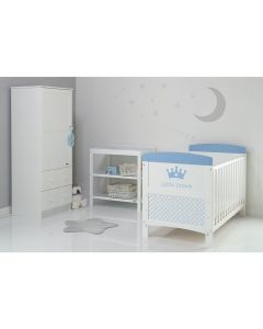 Obaby Grace Inspire 3 Piece Room Set - Little Prince