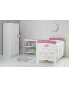 Obaby Grace Inspire 3 Piece Room Set - Little Princess