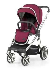 BabyStyle Oyster 3 Stroller City Grey Chassis - Mercury