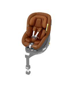 Maxi Cosi Pearl 360 i-Size Car Seat - Authentic Cognac