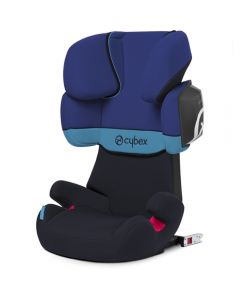 Cybex Solution X2-Fix Car Seat - Blue Moon