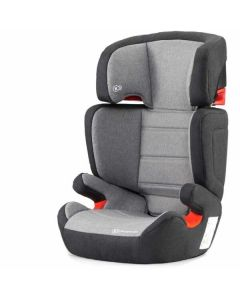 Kinderkraft Junior Fix ISOFIX Car Seat - Black/Grey