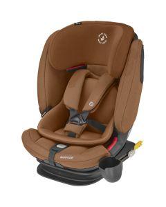 Maxi Cosi Titan Pro Car Seat - Authentic Cognac