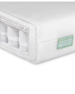 Mamas & Papas Premium Pocket Spring Cot Bed Mattress