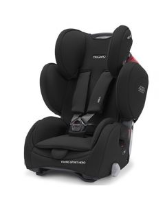 Recaro Young Sport Hero Car Seat - Deep Black