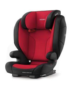 Recaro Monza Nova Evo SeatFIX Car Seat - Racing Red