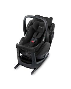 Recaro Zero.1 Elite Car Seat - Performance Black