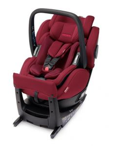 Recaro Salia Elite Car Seat Select Garnet Red