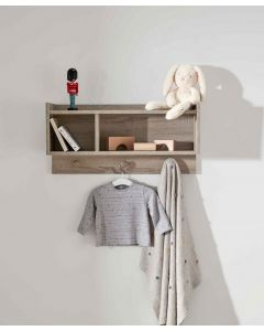 Mamas & Papas Franklin Shelf - Grey Wash