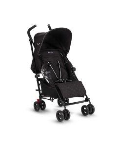 Silver Cross Zest Stroller - Black
