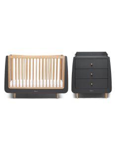 snuzpod cot bed 01 skandi mono 2 pc furniture