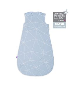 SnuzPouch Sleeping Bag 1.0 Tog (6-18M) - Geo Breeze