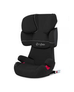 Cybex Solution X-Fix Car Seat - Pure Black