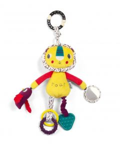 Mamas & Papas Activity Toy - Jangly Lion