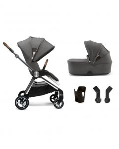 Mamas & Papas Strada Pushchair 4 Piece Starter Kit - Grey Mist