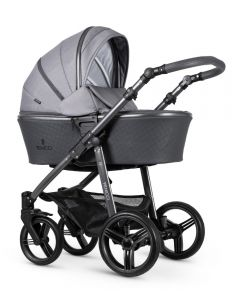 Venicci Carbo 2 in 1 Travel System Natural Grey Lux