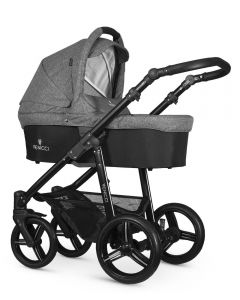 Venicci Soft 2 in 1 Travel System Med Grey
