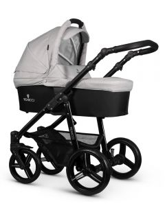 Venicci Soft 2 in 1 Travel System Light Grey
