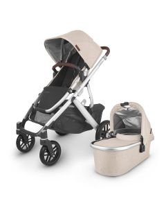 UPPAbaby VISTA V2 Pushchair and Carrycot - Declan
