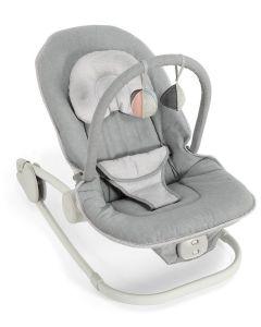 Mamas & Papas Wave Rocking Cradle - Grey